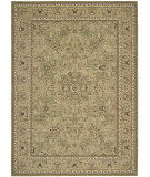 RugStudio presents Kathy Ireland Ki06 Lumiere Royal Countryside Ki600 Sage Machine Woven, Best Quality Area Rug