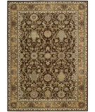 RugStudio presents Kathy Ireland Ki06 Lumiere Stateroom Ki602 Espresso Machine Woven, Best Quality Area Rug