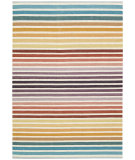 RugStudio presents Kathy Ireland Griot Ki806 Marsala Flat-Woven Area Rug