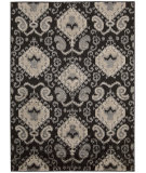 RugStudio presents Nourison Kindred Kin01 Black Machine Woven, Good Quality Area Rug