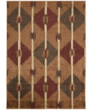 RugStudio presents Nourison Kindred Kin08 Copper Machine Woven, Good Quality Area Rug