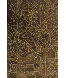 RugStudio presents Nourison Kalahari KL04 Khaki Hand-Tufted, Best Quality Area Rug