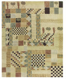 RugStudio presents Nourison Kalahari KL10 Multi Hand-Tufted, Good Quality Area Rug