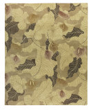 RugStudio presents Nourison Kalahari KL15 Beige Hand-Tufted, Good Quality Area Rug