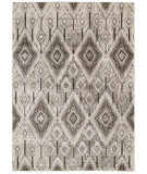 RugStudio presents Nourison Karma Krm02 Beige Machine Woven, Good Quality Area Rug