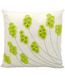 RugStudio presents Nourison Pillows Outdoor L1098 Apple Green