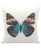 RugStudio presents Nourison Pillows Outdoor L2791 White