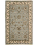 RugStudio presents Nourison Legend Ld02 Aqua Hand-Knotted, Best Quality Area Rug