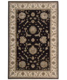 RugStudio presents Nourison Legend Ld02 Midnight Hand-Knotted, Best Quality Area Rug