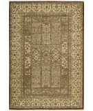 RugStudio presents Nourison Legend Ld03 Multicolor Hand-Knotted, Best Quality Area Rug