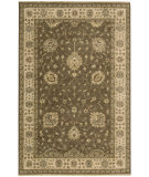 RugStudio presents Nourison Legend Ld04 Chocolate Hand-Knotted, Best Quality Area Rug