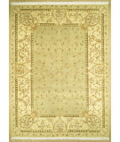 RugStudio presents Nourison Legacy LE-79 Light Green Hand-Knotted, Better Quality Area Rug