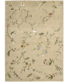 RugStudio presents Nourison Modern Elegance LH-04 Beige Hand-Tufted, Best Quality Area Rug