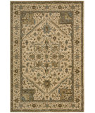RugStudio presents Nourison Living Treasures LI-01 Beige Machine Woven, Best Quality Area Rug
