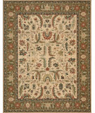 RugStudio presents Nourison Living Treasures LI-14 Ivory-Khaki Machine Woven, Best Quality Area Rug