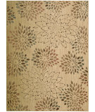RugStudio presents Nourison Radiant Impressions LK-01 Beige Machine Woven, Best Quality Area Rug