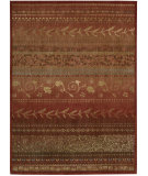 RugStudio presents Nourison Radiant Impressions LK-02 Crimson Machine Woven, Best Quality Area Rug