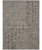 RugStudio presents Nourison Radiant Impression LK-04 Grey Machine Woven, Best Quality Area Rug