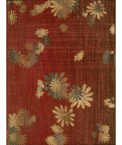 RugStudio presents Nourison Radiant Impressions LK-07 Crimson Machine Woven, Best Quality Area Rug