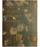 RugStudio presents Nourison Radiant Impressions LK-07 Green Machine Woven, Best Quality Area Rug