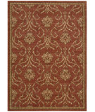 RugStudio presents Nourison Radiant Impressions LK-08 Persimmon Machine Woven, Best Quality Area Rug