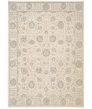 RugStudio presents Nourison Luminance Lum06 Cream Machine Woven, Good Quality Area Rug