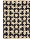 RugStudio presents Barclay Butera Bbl3 Maze Maz01 Midnight Woven Area Rug