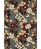 RugStudio presents Nourison Marbella Mbl01 Brown Hand-Tufted, Good Quality Area Rug
