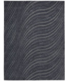RugStudio presents Joseph Abboud Modelo Mdl05 Charcoal Woven Area Rug