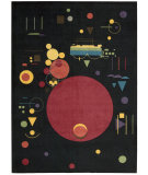 RugStudio presents Nourison Modern Art MDR-04 Onyx Machine Woven, Good Quality Area Rug