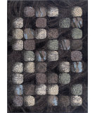 RugStudio presents Nourison Modesto Mds01 Charcoal Machine Woven, Good Quality Area Rug
