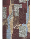 RugStudio presents Nourison Modesto Mds10 Brown Machine Woven, Good Quality Area Rug