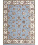 RugStudio presents Nourison Modesto Mds18 Blue Machine Woven, Good Quality Area Rug