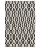 RugStudio presents Nourison Mesa Mes16 Black Hand-Tufted, Good Quality Area Rug