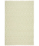 RugStudio presents Nourison Mesa Mes16 Green Hand-Tufted, Good Quality Area Rug