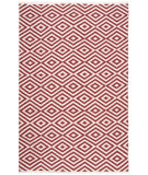 RugStudio presents Nourison Mesa Mes16 Red Hand-Tufted, Good Quality Area Rug