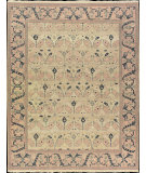 RugStudio presents Nourison Milennia MI-13 Gold Flat-Woven Area Rug