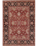 RugStudio presents Nourison Milennia MI-19 Red Flat-Woven Area Rug