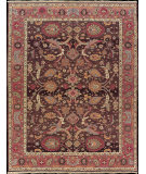 RugStudio presents Nourison Millennia MI30 Brown Flat-Woven Area Rug