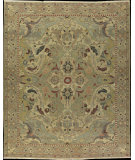 RugStudio presents Nourison Milennia MI-37 Gold Flat-Woven Area Rug
