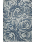 RugStudio presents Nourison Moda MOD-06 Blue Sea Hand-Tufted, Best Quality Area Rug