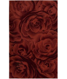 RugStudio presents Nourison Moda MOD-06 Crimson Hand-Tufted, Best Quality Area Rug