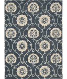 RugStudio presents Nourison Marina Mrn09 Navy Hand-Tufted, Good Quality Area Rug