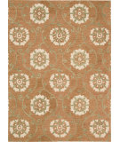RugStudio presents Nourison Marina Mrn09 Persimmon Hand-Tufted, Good Quality Area Rug