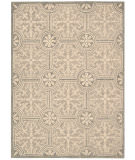 RugStudio presents Nourison Marina Mrn12 Grey Hand-Tufted, Good Quality Area Rug