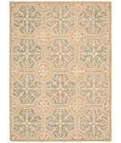 RugStudio presents Nourison Marina Mrn12 Stone Hand-Tufted, Good Quality Area Rug