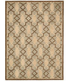 RugStudio presents Nourison Marina Mrn15 Light Green Hand-Tufted, Good Quality Area Rug