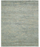 RugStudio presents Nourison Tahoe Modern Mta05 Seaglass Hand-Knotted, Best Quality Area Rug