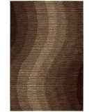 RugStudio presents Joseph Abboud Mulholland Mul01 Chocolate Hand-Tufted, Best Quality Area Rug