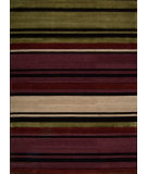 RugStudio presents Nourison Mystique MY-07 Spice Hand-Tufted, Best Quality Area Rug